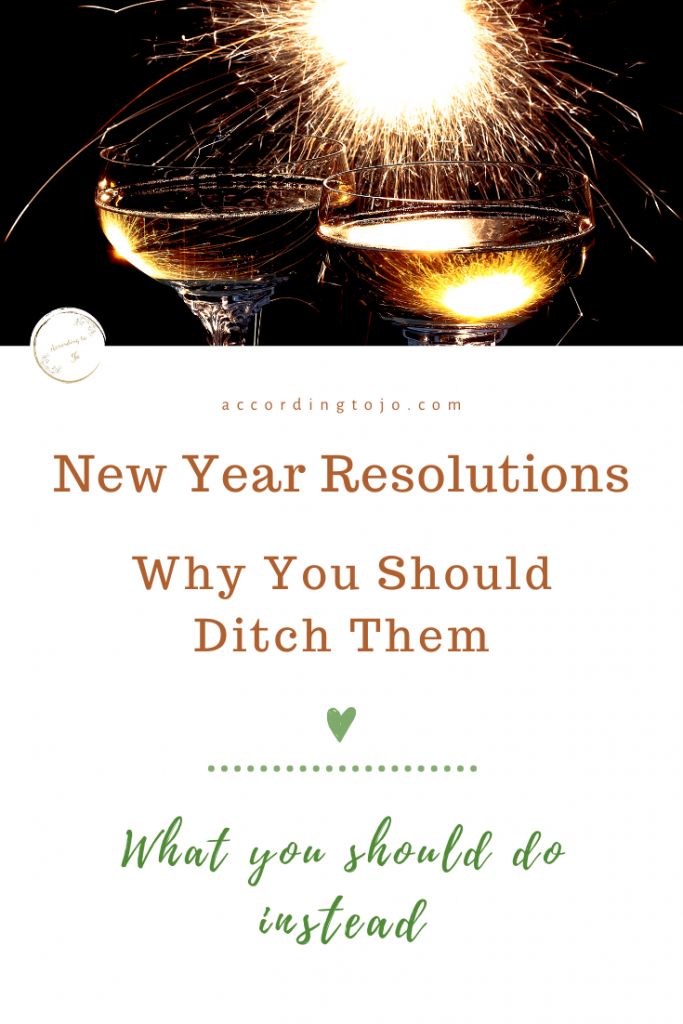 new year - beginnings - fresh start - resolutions - accordingtojo.com