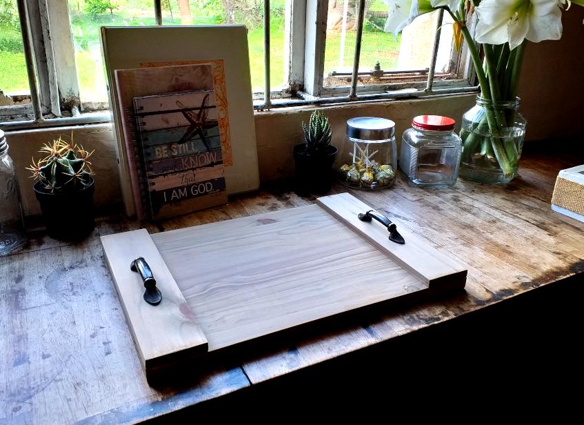 vintage tray - DIY - home decor - accordingtojo.com