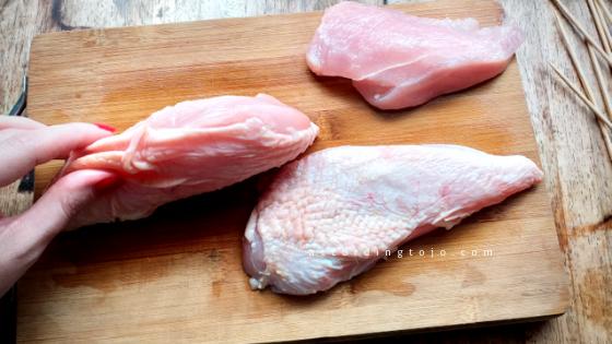 raw meat - gluten-free recipe - savory snack - accordingtojo.com