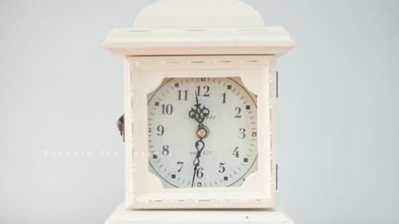 how to prepare for a successful day - clock - accordingtojo.com