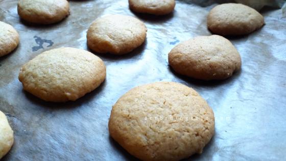 Seven Ingredient, Gluten-Free, Cassava Cookies